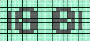 Alpha pattern #14968