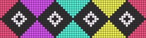 Alpha pattern #14970
