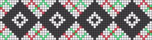 Alpha pattern #14973