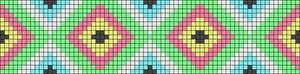 Alpha pattern #14988