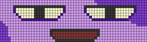 Alpha pattern #14995