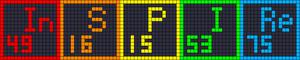 Alpha pattern #15002