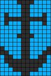 Alpha pattern #15007