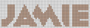 Alpha pattern #15016