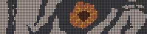 Alpha Friendship Bracelet Pattern #15017