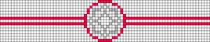 Alpha pattern #15022