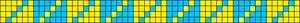 Alpha Friendship Bracelet Pattern #15023