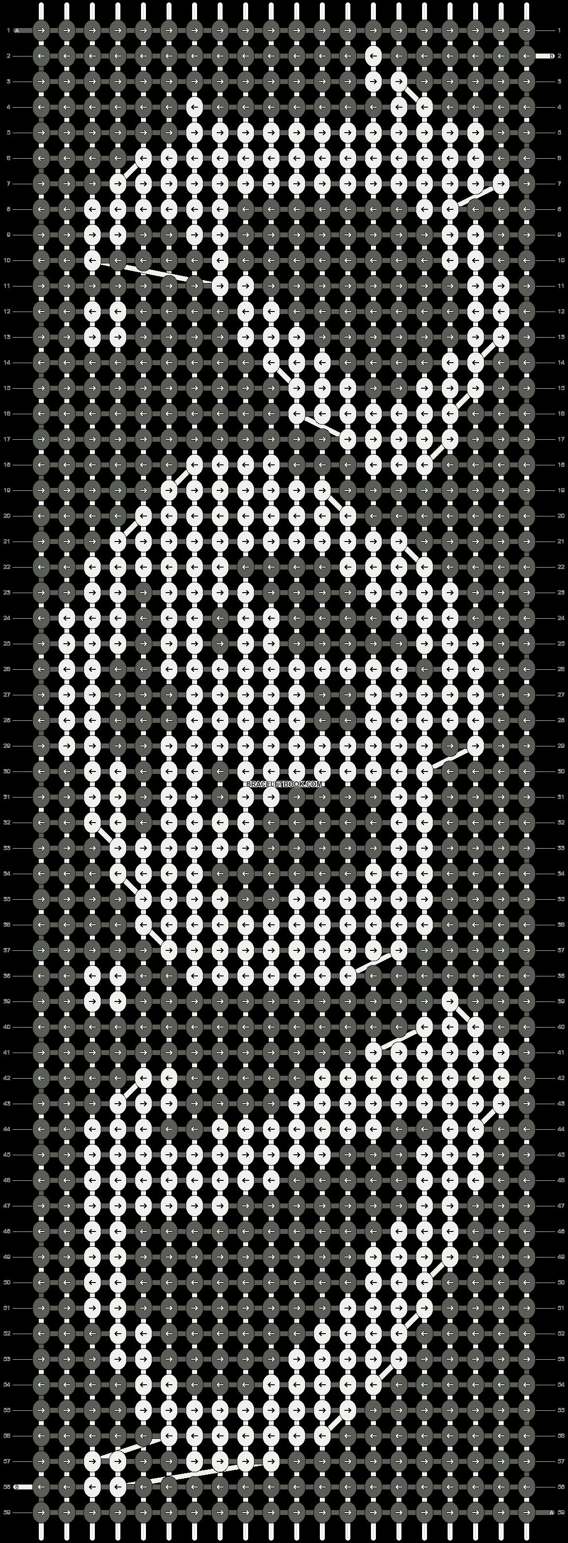 Alpha pattern #15024 pattern