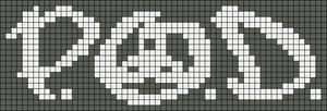 Alpha pattern #15024
