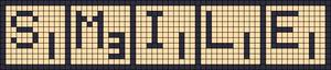 Alpha pattern #15031