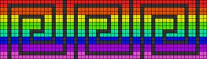 Alpha pattern #15042