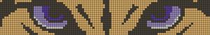 Alpha Friendship Bracelet Pattern #15045