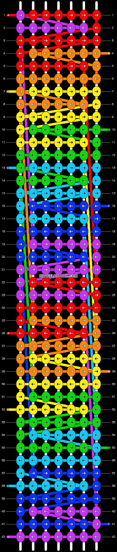 Alpha pattern #15049 pattern