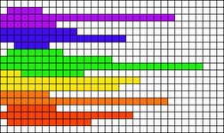 Alpha pattern #15053