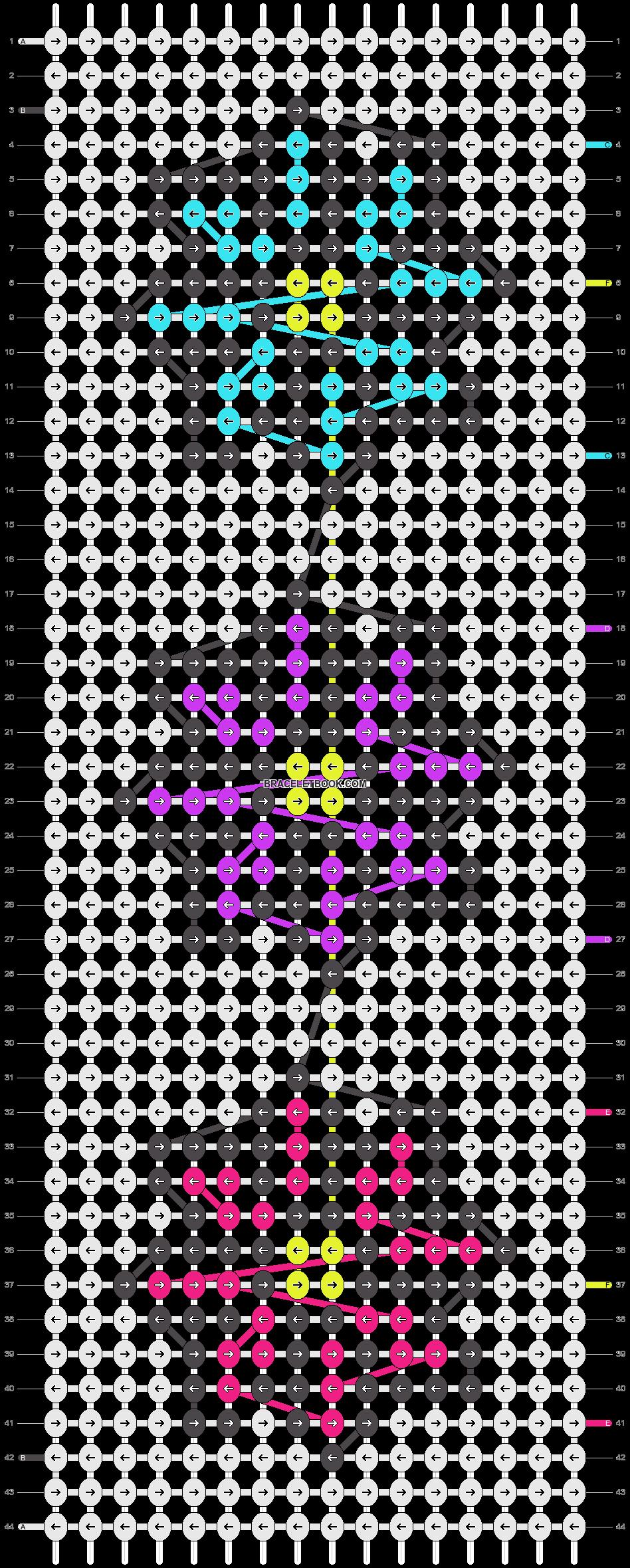 Alpha pattern #15056 pattern