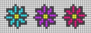 Alpha pattern #15056
