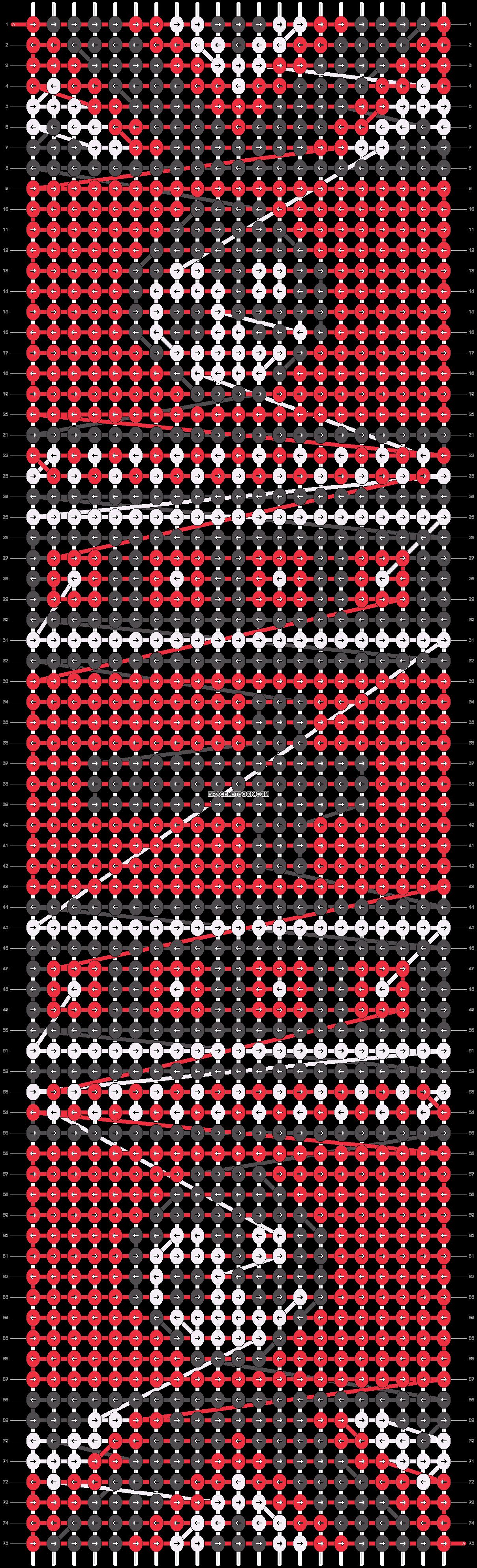 Alpha pattern #15057 pattern