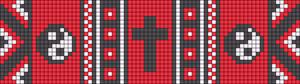 Alpha pattern #15057