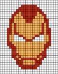 Alpha pattern #15066