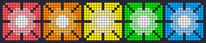 Alpha pattern #15069