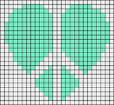 Alpha pattern #15071