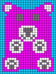 Alpha pattern #15072