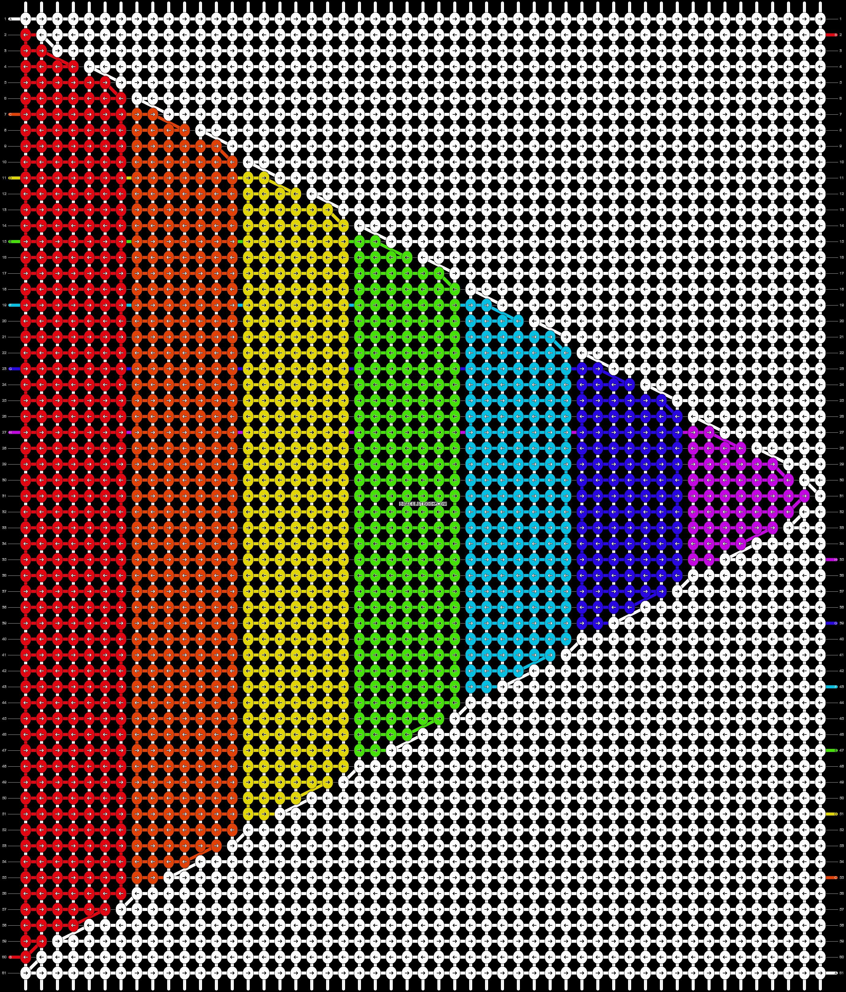 Alpha pattern #15079 pattern