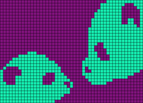 Alpha pattern #15084