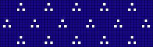 Alpha pattern #15086