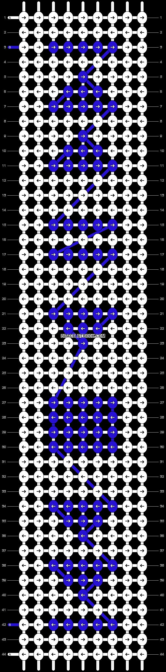 Alpha pattern #15087 pattern