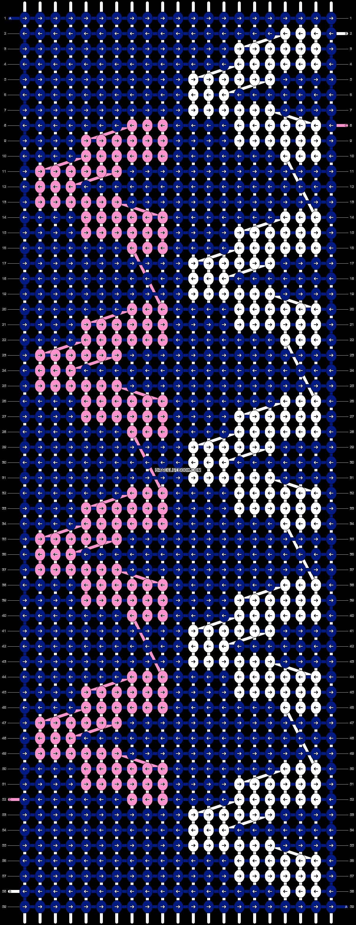 Alpha pattern #15094 pattern