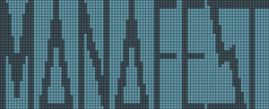Alpha pattern #15095