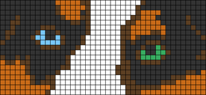 Alpha pattern #15106