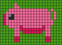 Alpha pattern #15109