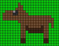 Alpha pattern #15112