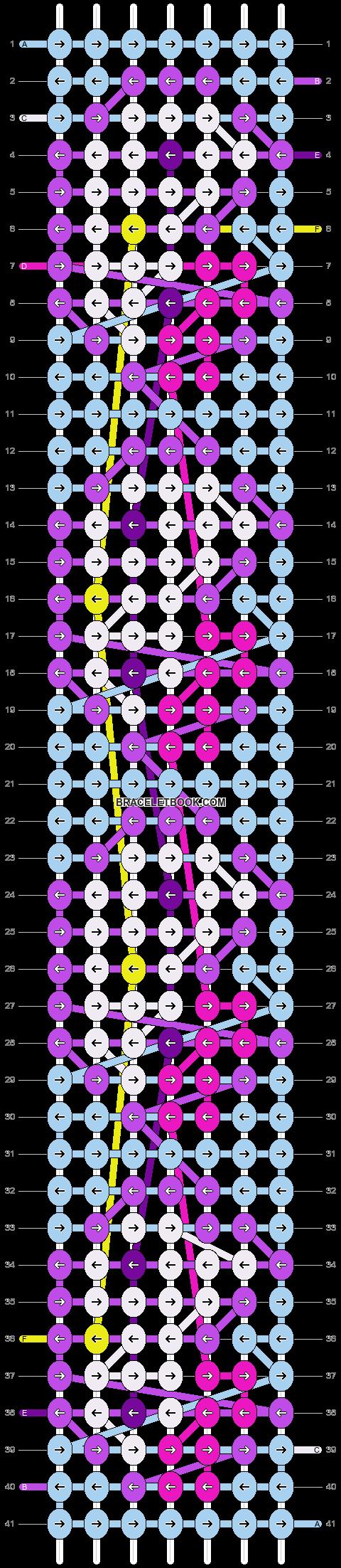 Alpha pattern #15118 pattern