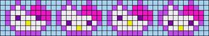 Alpha pattern #15118