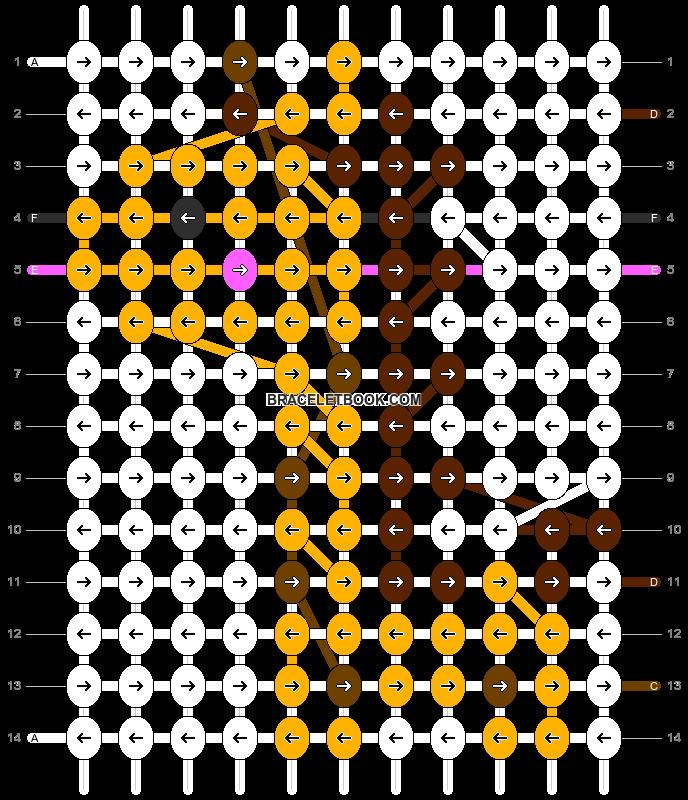 Alpha pattern #15119 pattern