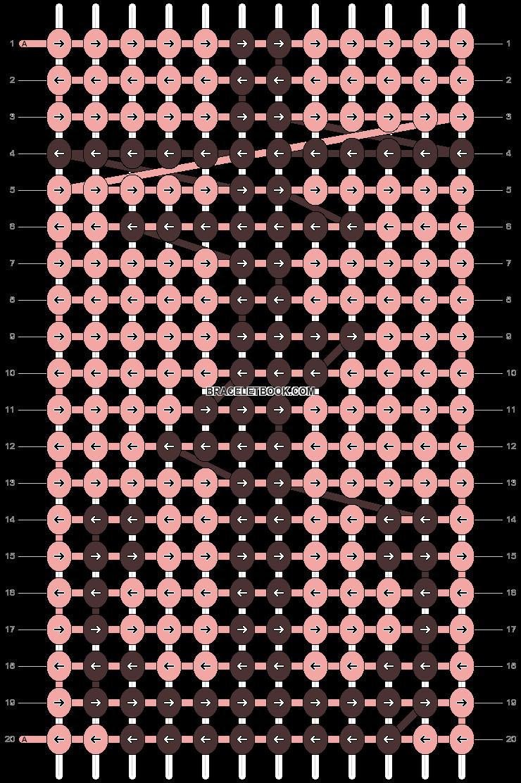 Alpha pattern #15120 pattern