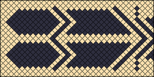 Normal Friendship Bracelet Pattern #15124