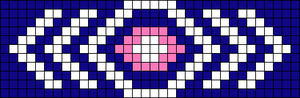 Alpha pattern #15127