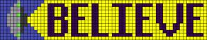 Alpha pattern #15130