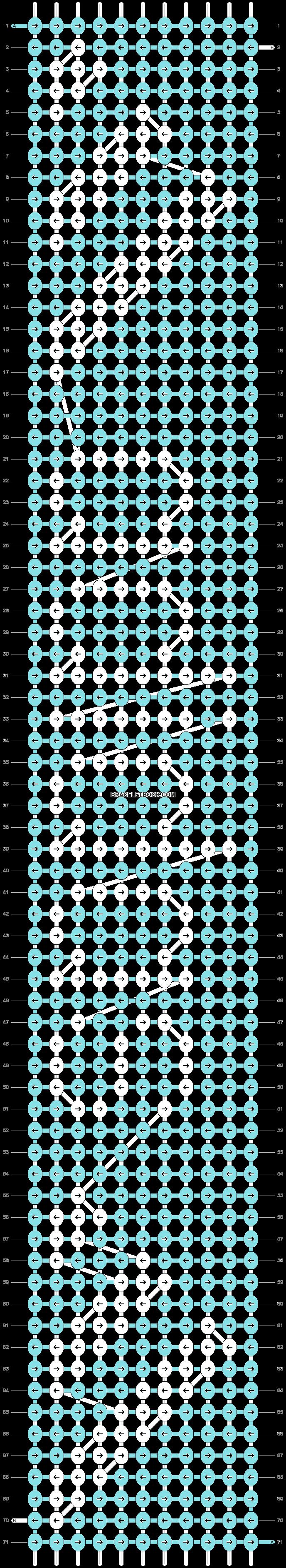 Alpha pattern #15132 pattern