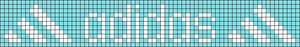 Alpha pattern #15132