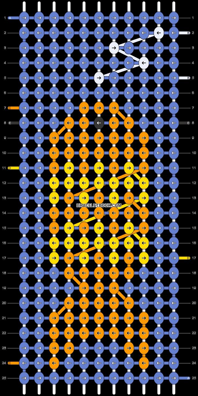 Alpha pattern #15137 pattern