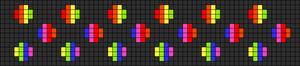 Alpha pattern #15139