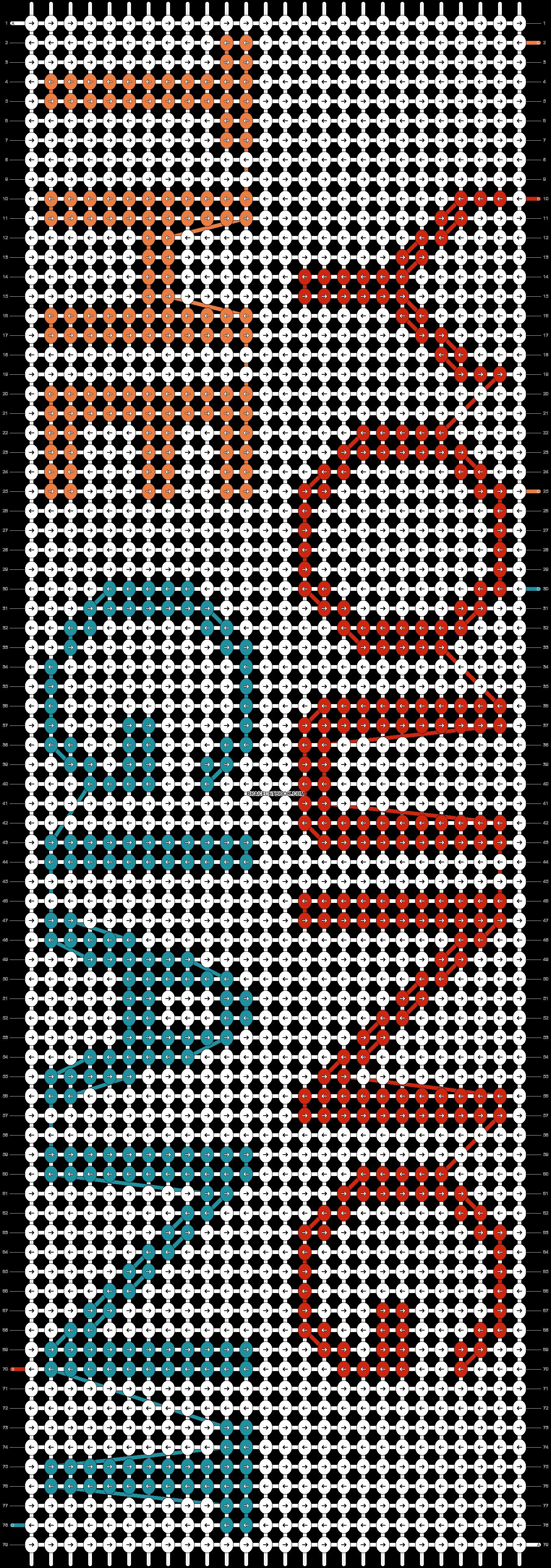 Alpha pattern #15141 pattern