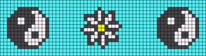 Alpha pattern #15145