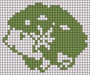 Alpha pattern #15146