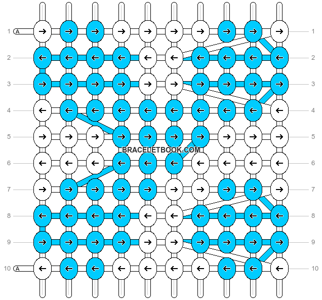 Alpha pattern #15149 pattern